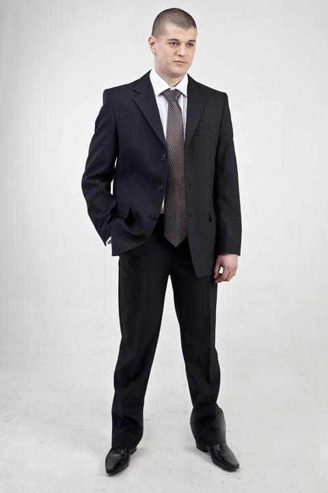 костюм деловой фото мужской